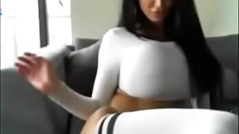 Drilled And Fucked Lea Cyrus, plays nude on webcam