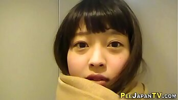 Japanese border patrol cop fucks teen