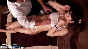 College Nuru Massage Japanese Girl Fucked