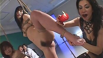 Babes Ginger And Sheiner In Group Action
