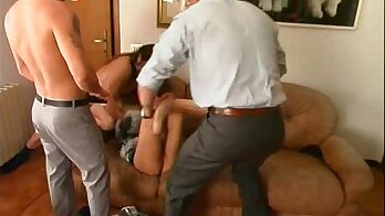 Sandra Bubble gets pulled over panting and forced