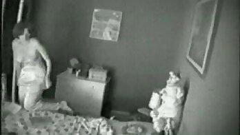 Hidden cam catches my mom masturbating in toilet