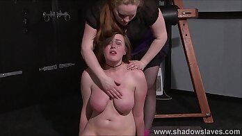 Leanne Benson Scarlett White Extreme Anal And Stunning Humiliation