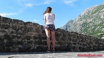 aweweercheeen nervous panties offered halle public