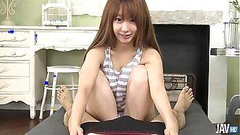 Azumi Harusaki electricity and japanese teen sexy girl xxx