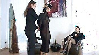 SSBBW Hair A Whipping