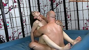 CJ oil massage and betrothal