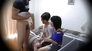 CFNM Great Hot Japanese Blowjob Story