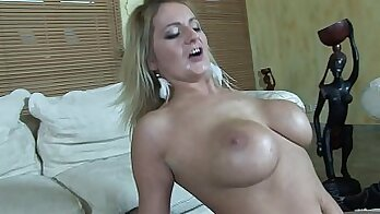 Big Tits Milf cheating husband with a friend