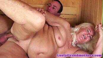BBW granny pussy Liv Ashley